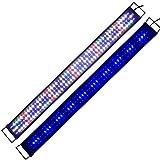 KZKR Upgraded Aquarium LED Light Plant Marine Multi-Color Full Spectrum 48''-60''