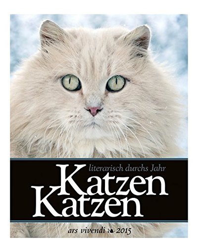 Literarischer Katzen-Kalender 2015