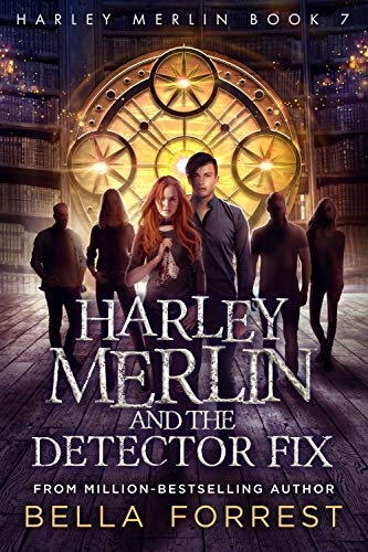 Pdf Teen Harley Merlin 7: Harley Merlin and the Detector Fix