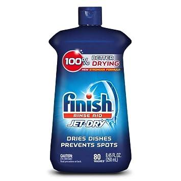 Amazon.com: Auxilio de enjuague para lavavajillas en seco ...