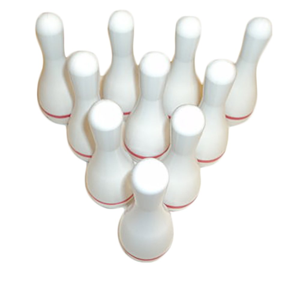 amazon com sun glo shuffleboard bowling pins and pinsetter