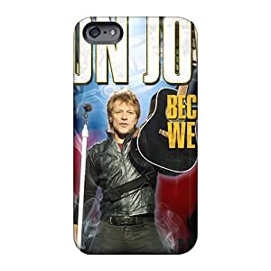 Iphone 6 OtJ6883DPjb Allow Personal Design Beautiful Bon Jovi Series High Quality Cell-phone Hard Covers -LauraAdamicska