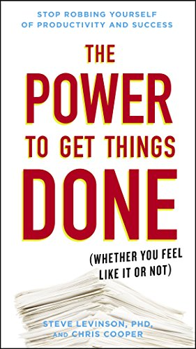 Amazon the power to get things done whether you feel like it the power to get things done whether you feel like it or not fandeluxe Image collections