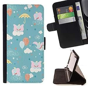 Jordan Colourful Shop - FOR Samsung Galaxy Note 4 IV - what still remains - Leather Case Absorci¨®n cubierta de la caja de alto impacto