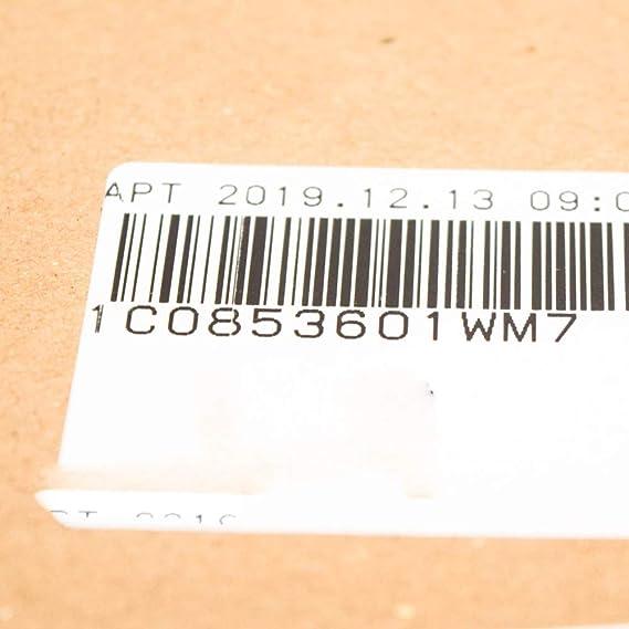1C0853601WM7 1C0853630KWV9 Set di stemmi per cofano e bagagliaio