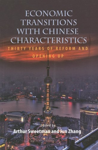 Economic Transitions with Chinese Characteristics V1: Thirty Years of Reform and Opening Up (Queen's Policy Studies Series) pdf epub