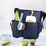 OXO Tot On-the-Go Travel Wipes Dispenser- Green