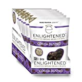 Enlightened Roasted Broad Bean Crisps, Cocoa Dusted, 18 Oz
