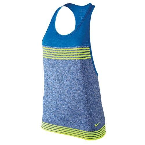 Nike DF Knit Loose Womens Tank Top Size XS