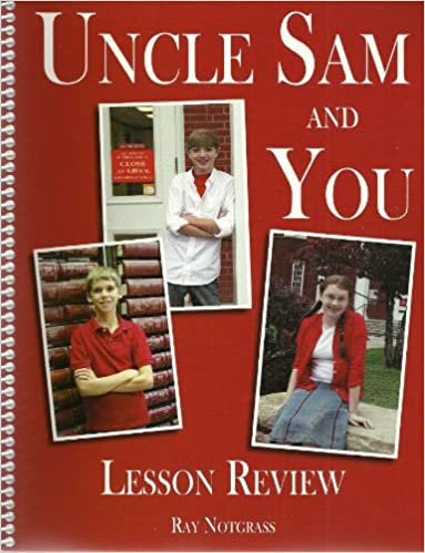 Lesson Review Book