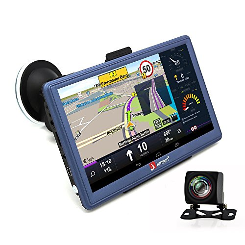 GPS Navigation for Car 7 inch Android Car GPS Navigation Built-in Bluetooth...