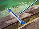 Greenco Pool Brush Heavy Duty Aluminum Back Extra