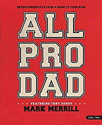 All Pro Dad: Seven Essentials to Be a Hero to Your Kids -  DVD Leader Kit
