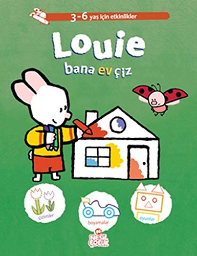 Louie Bana Ev Ciz Yves Got Oznur Koca 9786051312279 Amazon Com