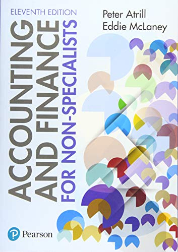 Accounting and Finance for Non-Specialists 11th ed (Accounting For Non)