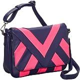 Melie Bianco Nita Crossbody Bag (Magenta), Bags Central