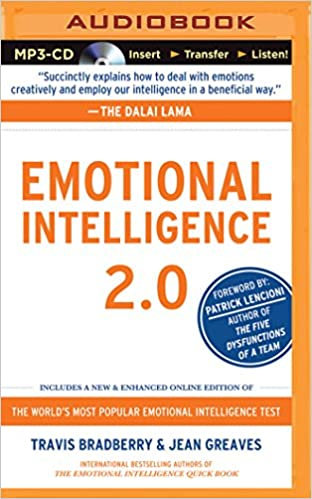 Emotional Intelligence 20 Travis Bradberry Jean Greaves Tom Parks 9781491513569 Amazon Books