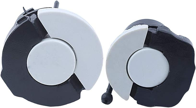 Gas Fuel Oil Cap Filler Set 4 STIHL MS380 MS381 HT 100,101,250,130,131