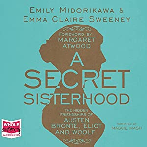 A Secret Sisterhood Audiobook