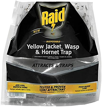 Raid WASPBAGRAID Wasp Bag Black