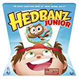 HedBanz Jr. Family Board Game For Kids Age 5 & Up