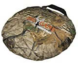 BIG GAME Portable Hot Cushion Seat Treestand - Retains and Reflects Body Heats - 15'' D x 4'' Wide, Epic Camo
