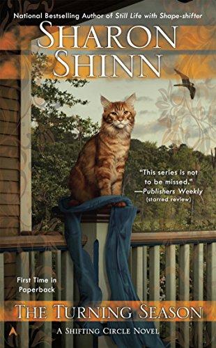 Turning Circle (The Turning Season (A Shifting Circle Novel Book 3))