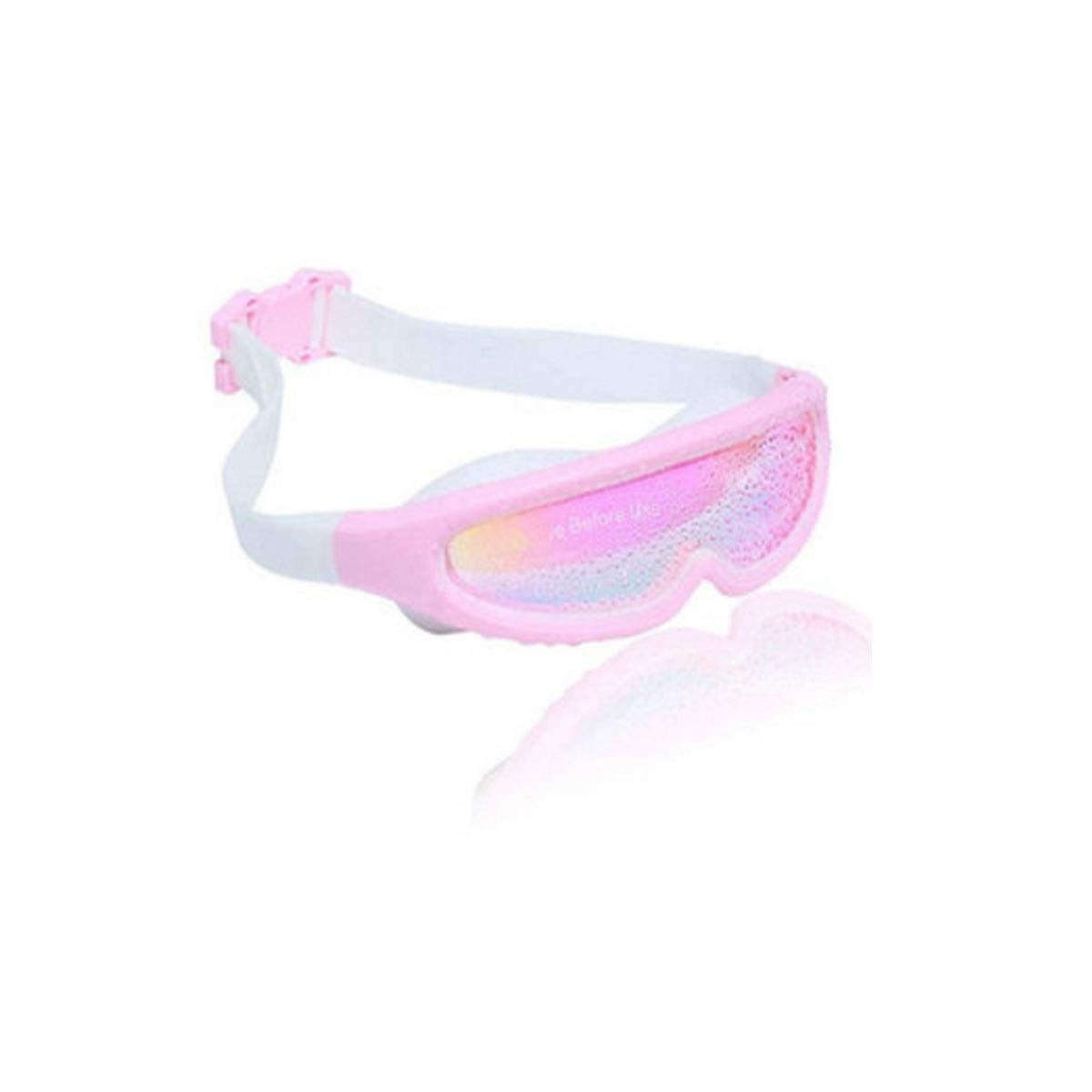 Pink 2 Yougou01 Goggles, Large Box Set Goggles, HD Waterproof AntiFog Goggles, Youthful, Red Exquisite