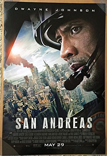 Image result for san andreas movie poster