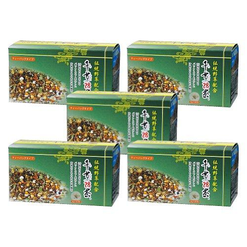 千草28茶 ティーバッグタイプ 30包×5個 B008CU8DTK