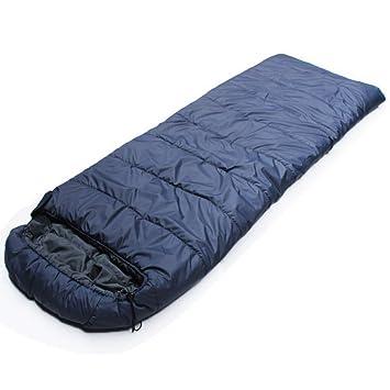 YEMO Saco de Dormir Envoltura,Ultraligero Adultos Impermeable Mantener Caliente Sleeping Pad Primavera Verano Viajando Camping Senderismo Interiores Aire ...