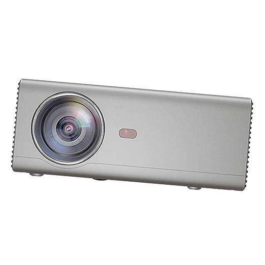 Micro Proyector Led/Más Vivos y Negro Más Oscuro,Full HD 1080P ...