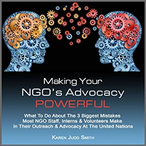 Making Your NGO's Advocacy Powerful Audiobook