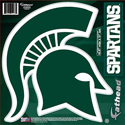 Logo Teammate FATHEAD NCAA Michigan State Spartans