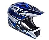 Kali Protectives US Savara Celebrity Bike Helmet, Celebrity Blue, Medium For Sale