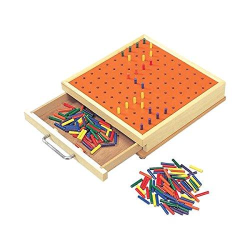DLM 中型ペグボードセット(引出付) 240 ホビー エトセトラ おもちゃ スポーツ玩具 レクリエーション 14067381 [並行輸入品] B07NZCMQGN