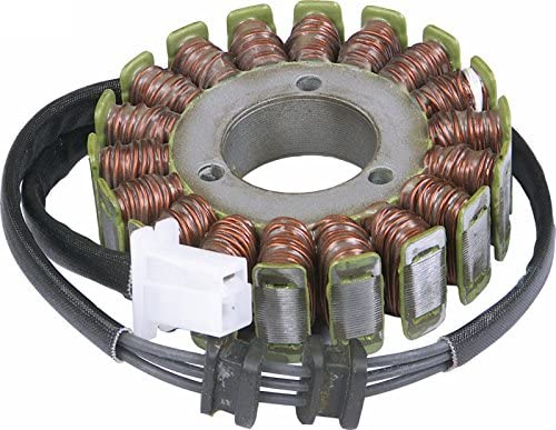 2008-2009 Sales for Clearance SALE! Limited time! sale KAWASAKI ZX10R RICK'S ELECTRIC Manuf OE STATOR STYLE