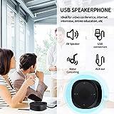 USB Speakerphone Microphone, Conference Speaker