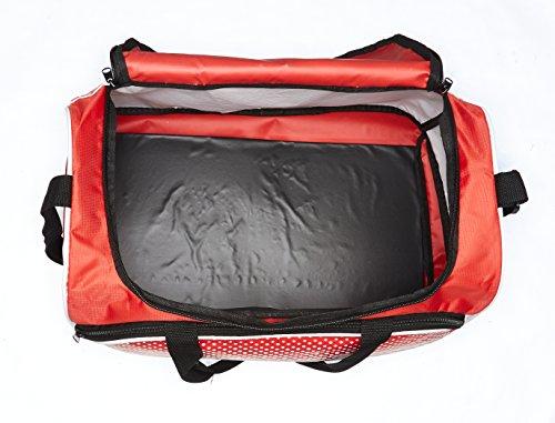 FC Liverpool 24031Sporttasche Unisex Erwachsene, Rot