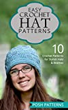 Are you looking for stylish and elegant crochet hat and beanie patterns for women, men, girls, boys, and babies? You've found it--this ebook includes 10 different designs that are quick and fun to make, and are perfect for all ages! You do NOT need ...