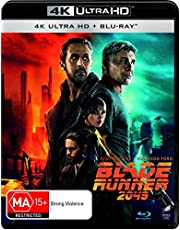 Blade Runner 2049 (4K Ultra HD + Blu-ray)