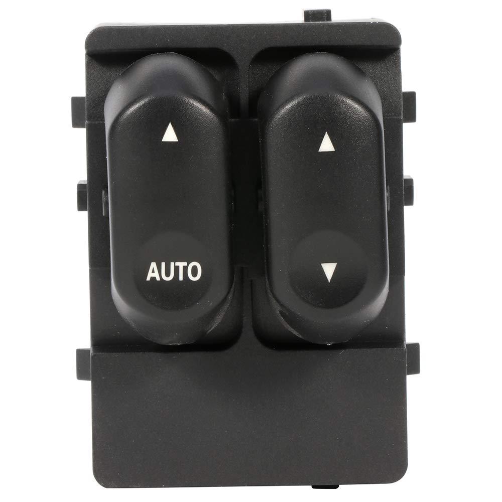 OCPTY Power Window Switch Driver Side Power Window Master Control Switch fits for 2002-2007 Ford F350 Super Duty 2C3Z14529AA