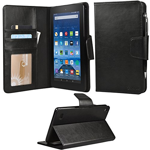 Amazon Kickstand Feature leather Pockets product image