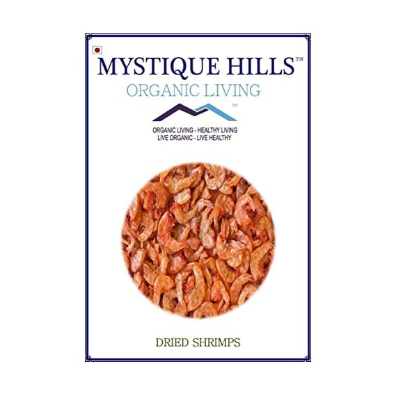 Mystique Hills Dried Shrimp,1 Kg
