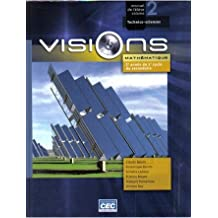 Visions : Mathématique, 3e Année du 2e Cycle du Secondaire