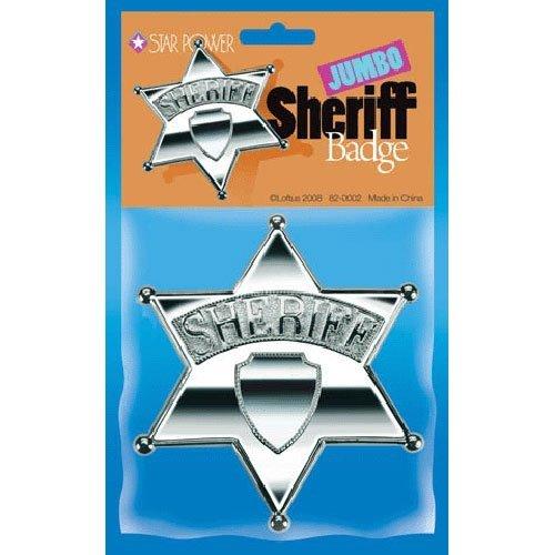 Loftus International Jumbo Sheriff's Badge by Loftus International
