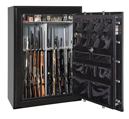 Winchester Big Daddy Dial Gun Safe- Black (Gun Safe 36 Gun Capacity)