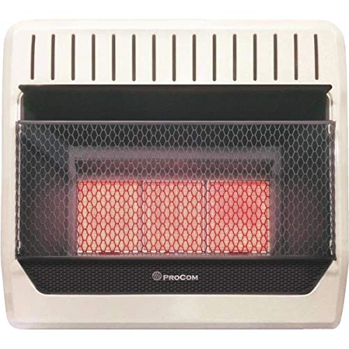 ProCom Infrared Gas Wall Heater - ML3PHG -