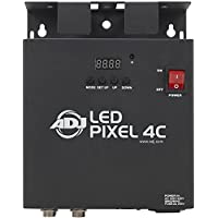 American DJ LED PIXEL 4C 4-Channel Controller For LED...