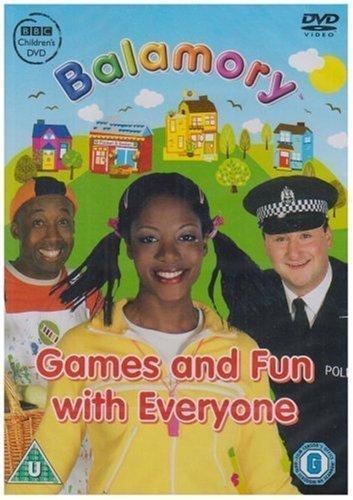 Balamory - Games and Fun With Everyone [Import anglais]